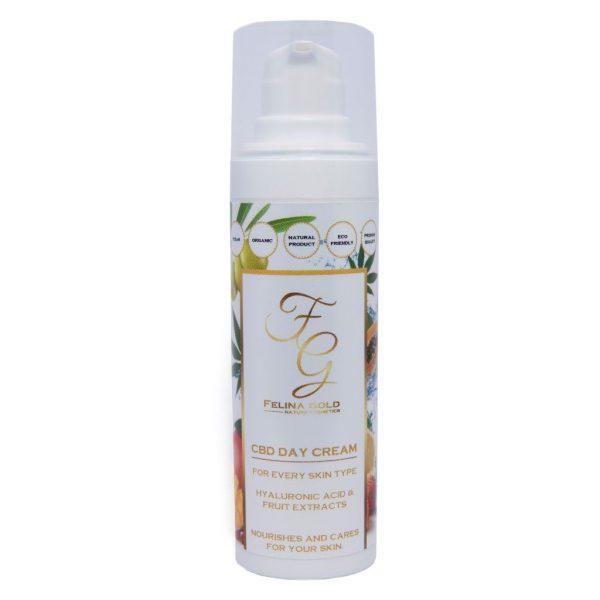 Felina Gold CBD hydrating day cream