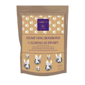 Hemp Dog Bonbons Calming Support