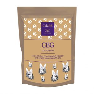 Goldfish Amsterdam CBG Dog Treats