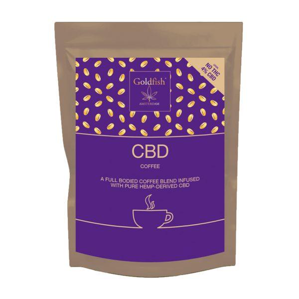 Goldfish Amsterdam 4% CBD Coffee