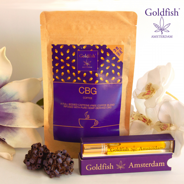 Goldfish Amsterdam Ladies box.