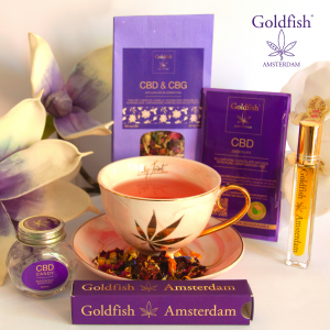 Goldfish Amsterdam Deluxe ladies box.